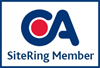 Site ring logo