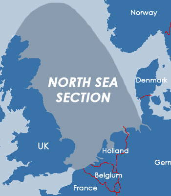 North Sea Section