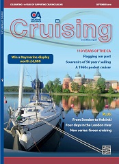 Cruising September 2018