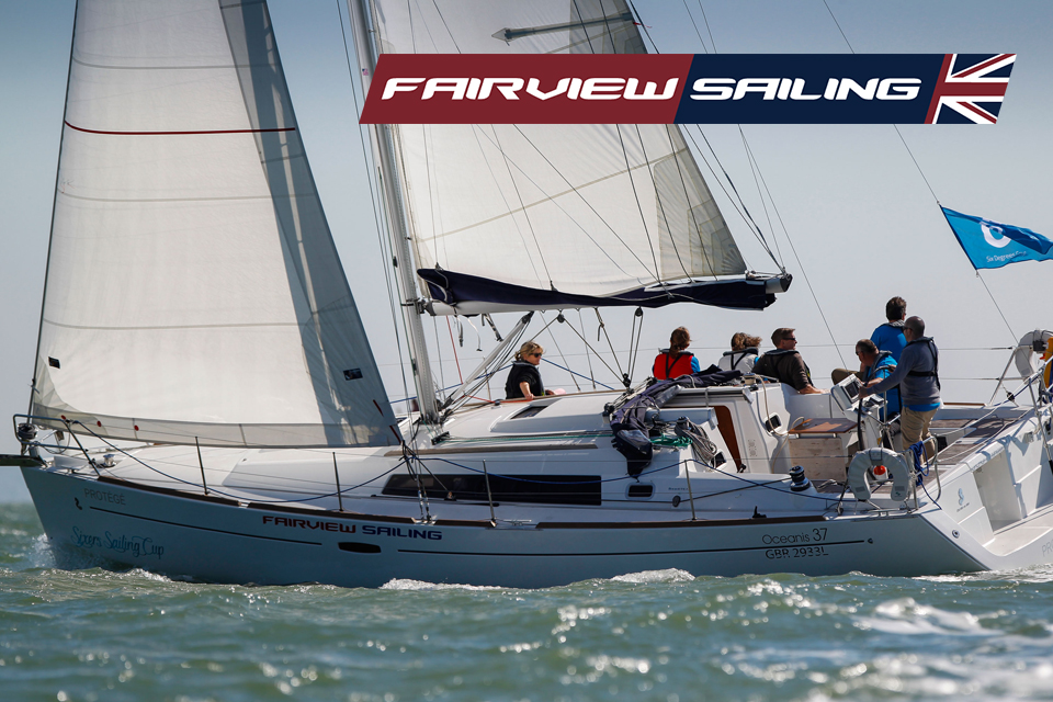 Fairview Sailing charter member prize draw