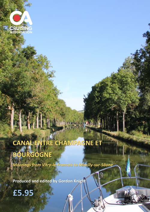 Guide to Canal Entre Champagne et Bourgogne
