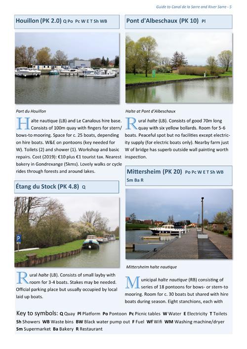 Guide to Canal de La Sarre and River Saar