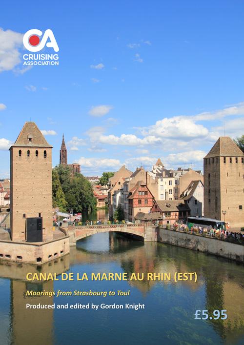 Guide to Canal de la Marne au Rhin (Est)