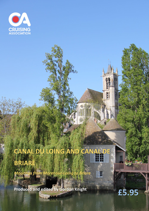 Guide to Canal du Loing and Canal de Briare