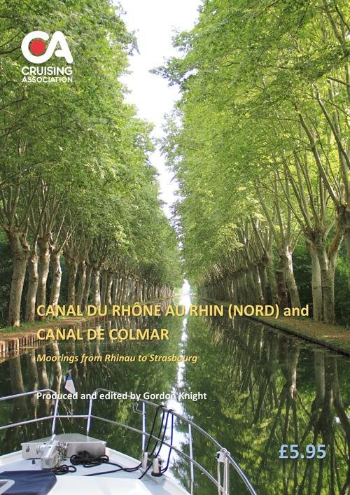 Guide to Canal du Rhône au Rhin (Nord) and Canal de Colmar