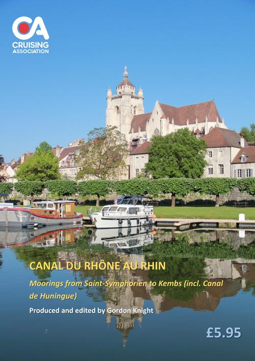 Guide to Canal du Rhône au Rhin